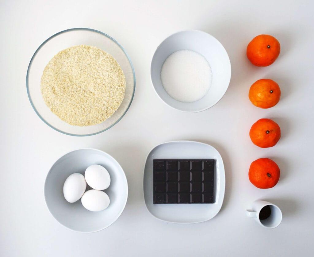 Guetzli Rezept mit Mandeln und Mandarine
