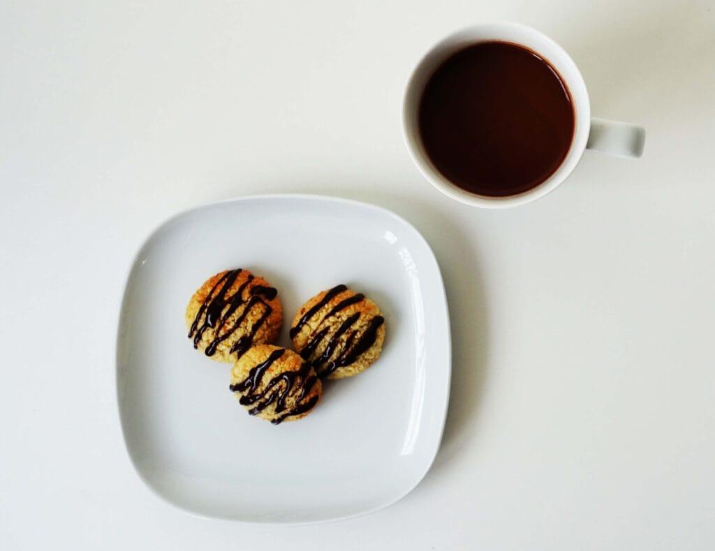 Guetzli Rezept mit Schokolade und Mandarine