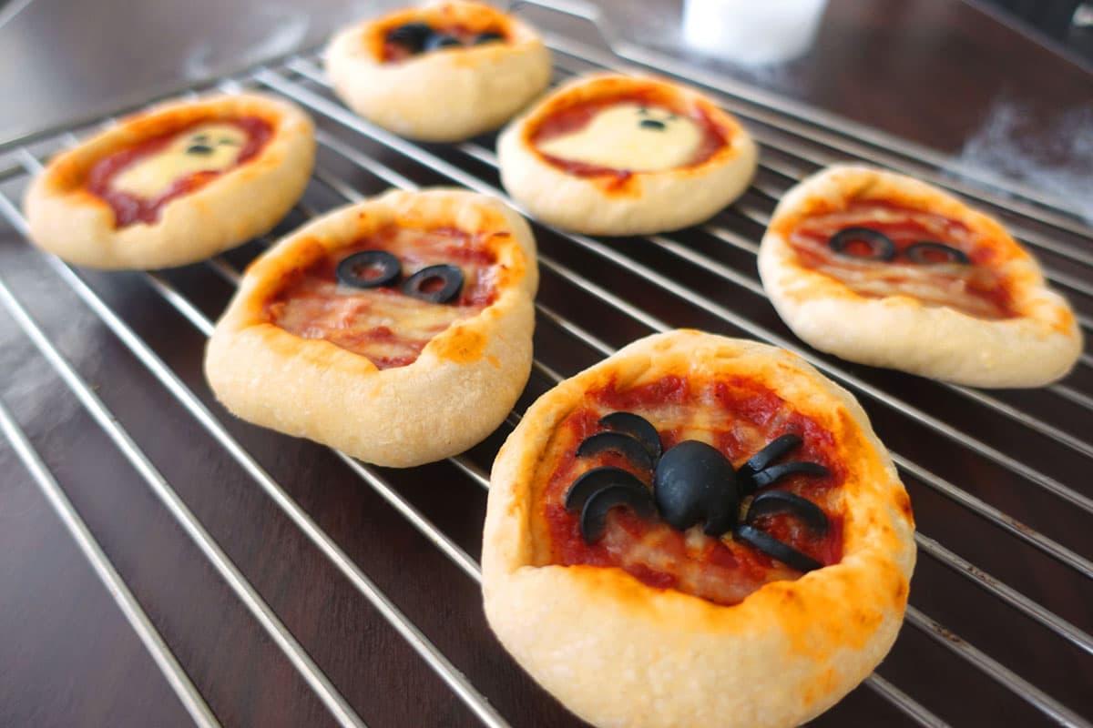 Mini Pizza Partyfood