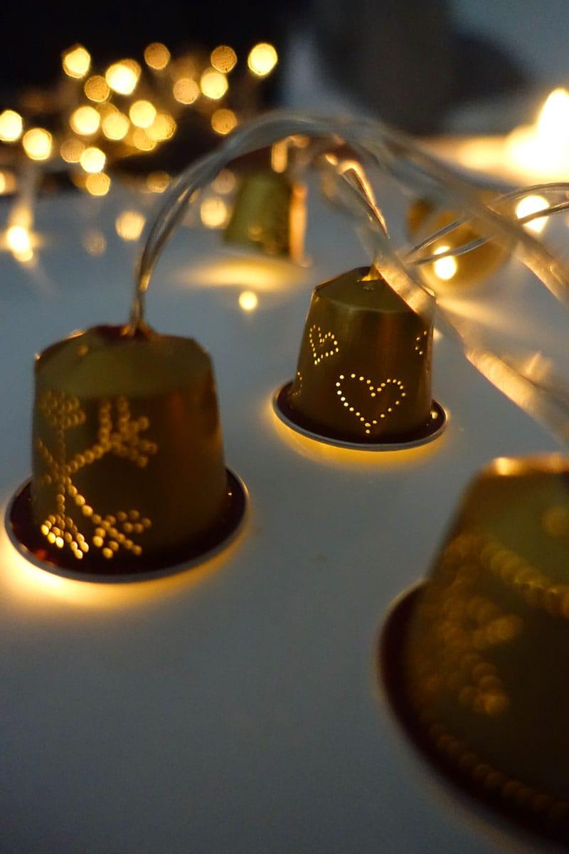 weihnachtsdekoration selber machen basteln ideen