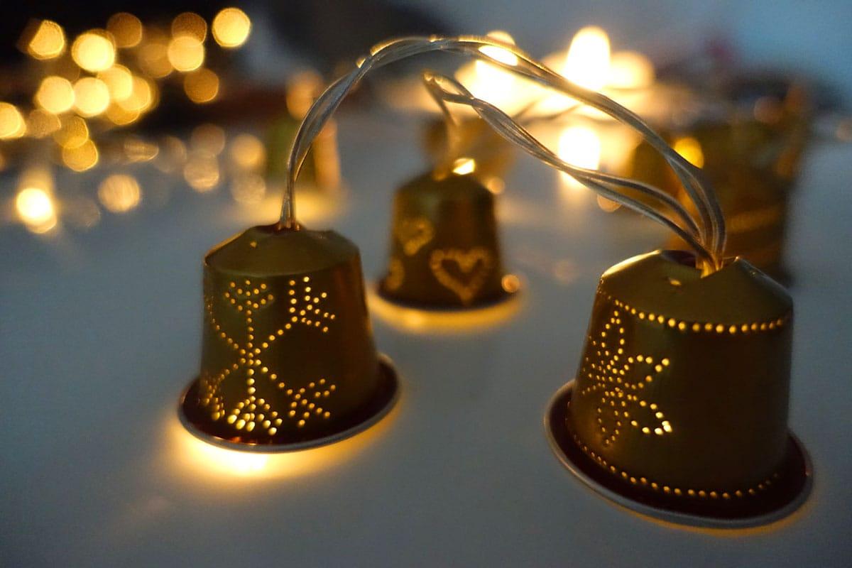 Weihnachtsdeko selber machen DIY Anleitung