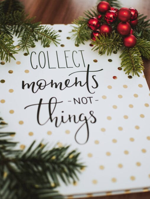 tipps fuer entspannt weihnachten feiern mit kindern