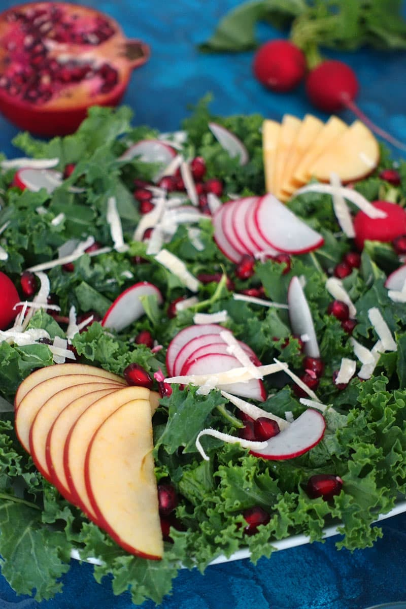 Kale Salad Rezept