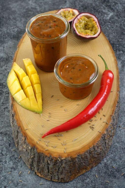 Mango-Maracuja-Chutney