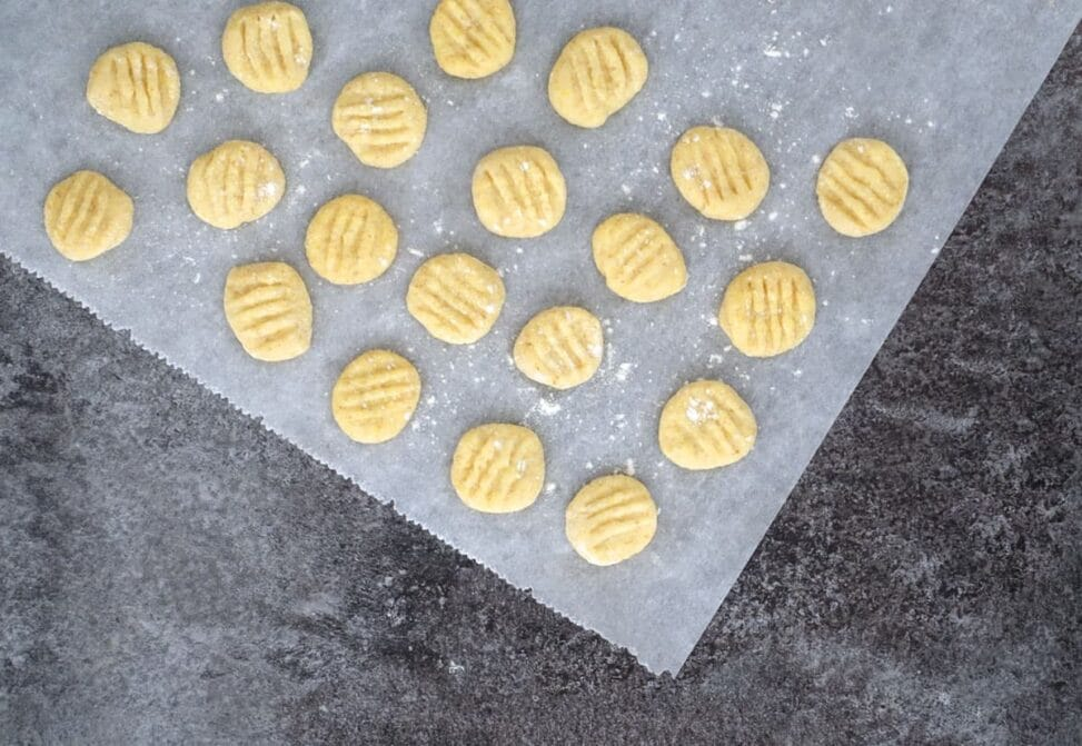 gnocchi ohne Ei veganes Grundrezept
