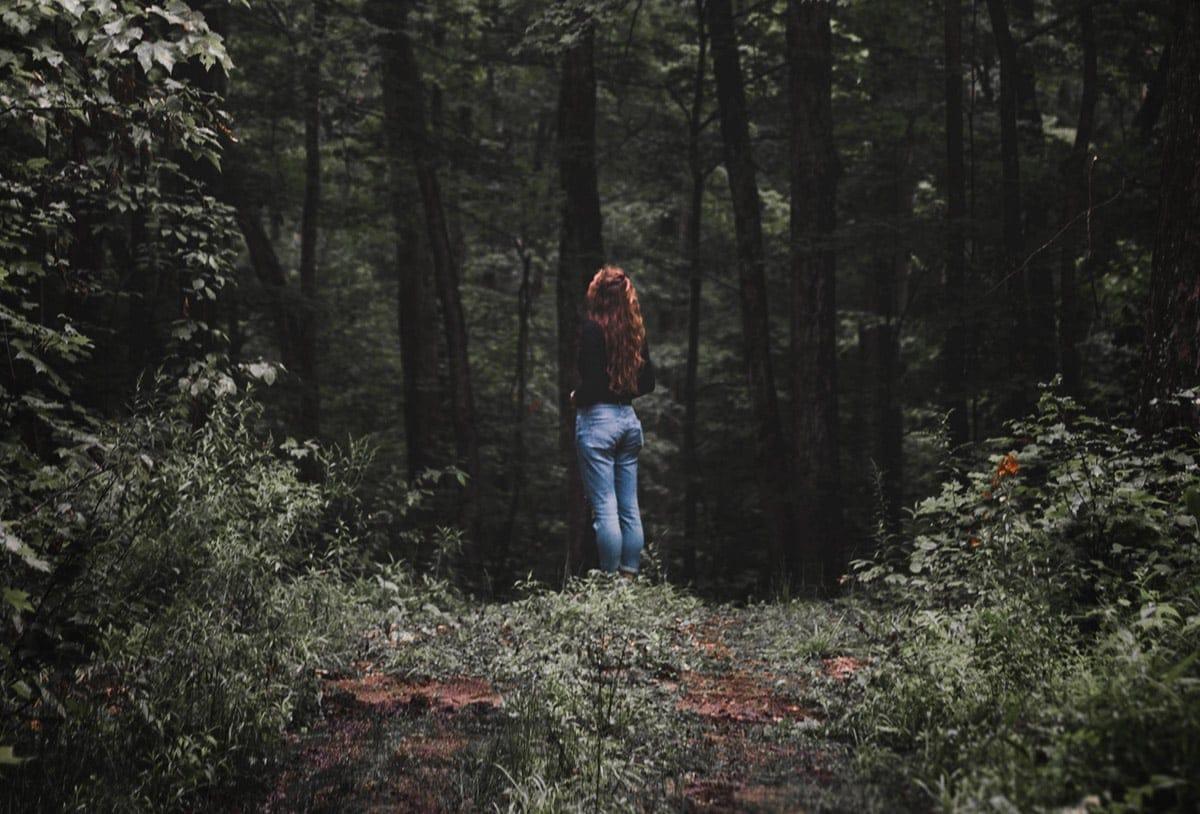 Der Wald akzeptiert dich so wie du bist