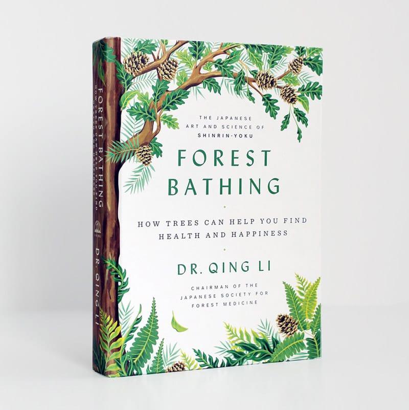 Forest bathing Buch von Dr. Qing Li