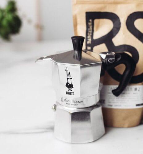 Bialetti Kaffee Kanne Shop Paradieschen