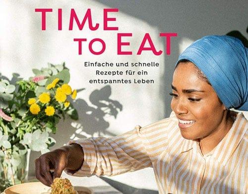 Kochbuch Time to eat von Nadiya Hussain