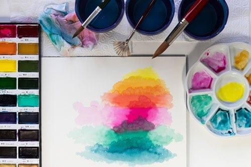 Wasserfarben kaufen Shop Paradieschen