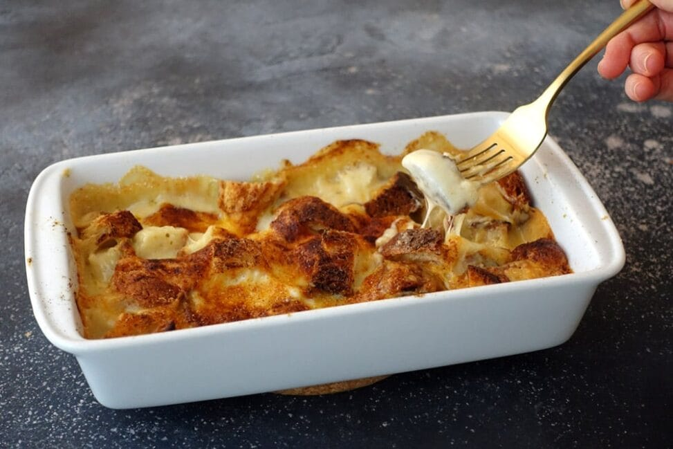 Kaese Fondue aus dem Ofen Rezept